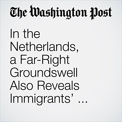 In the Netherlands, a Far-Right Groundswell Also Reveals Immigrants' New Sway copertina
