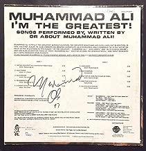 Muhammad Ali Autographed Signed Vintage 1977 Record Album Vinyl Rare Autograph - JSA Authentic