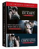 Cincuenta Sombras De Grey - Películas 1-3 [Blu-ray]