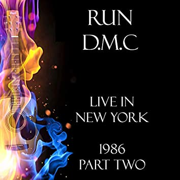 Live in New York 1986 Part Two (Live)