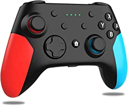 Jysw Wireless Switch Pro Controller Black Remote Gamepad