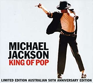 King of Pop: Australian 50th Anniversary Edition