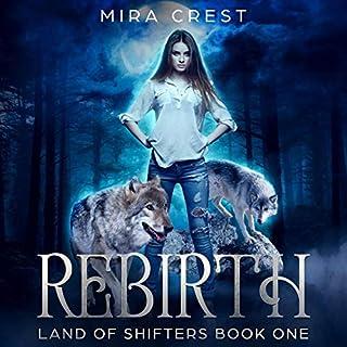 Rebirth: An Action Adventure Fantasy Romance audiobook cover art