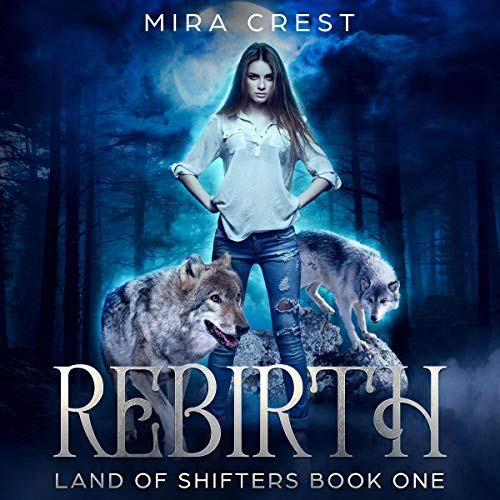 Rebirth: An Action Adventure Fantasy Romance cover art