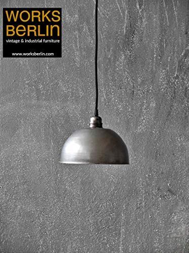 Kleine industrielle Hängelampe - Industrielampe, Fabriklampe - Manufaktur worksberlin