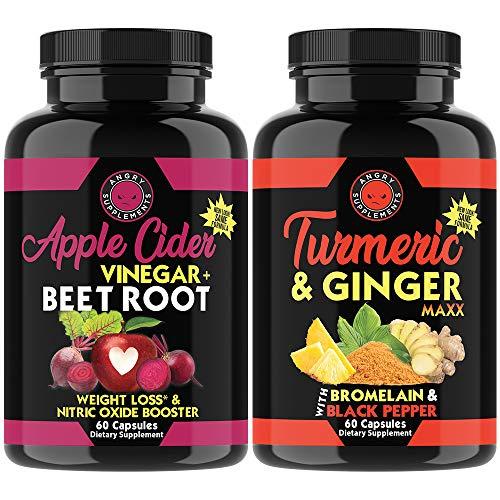 Angry Supplements Apple Cider Vinegar Pills