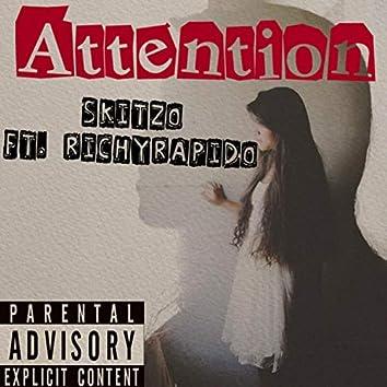 Attention (feat. RichyRapIdo)