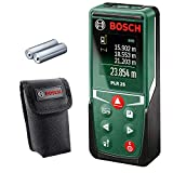 Bosch Digital Laser Distance Measure PLR 25 25m