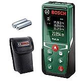 Télémètre laser Bosch - PLR 25 (Portée 25 m, livré avec piles et housse de...