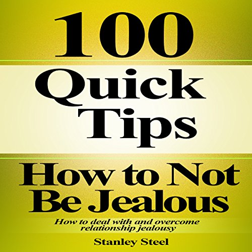 How to Not Be Jealous cover art