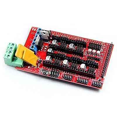 SODIAL(R) 3D Printer Controller for RAMPS 1.4 Reprap Mendel Prusa Arduino Boards