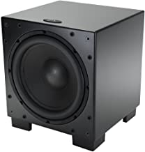 MartinLogan Dynamo 1000W 12-inch Wireless Ready Subwoofer (Single, Black)
