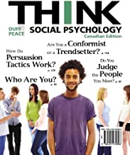 Best think social psychology canadian edition Reviews