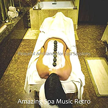 Peaceful Ambiance for Spa Sessions