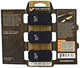 Gruv Gear FretWraps String Muter 1-Pack (Black, Large)