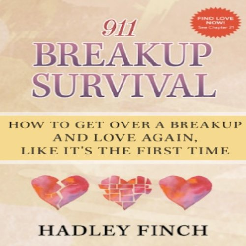 911 Breakup Survival audiobook cover art