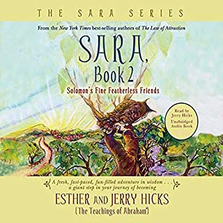 Sara, Book 2 cover art