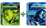 Star Wars Prequel & Trilogy Saga 1 2 3 4 5 6 Complete Movie Set Bundle [Blu-Ray]