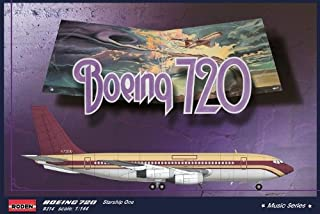 Roden Boeing 720 Starship One Model Kit
