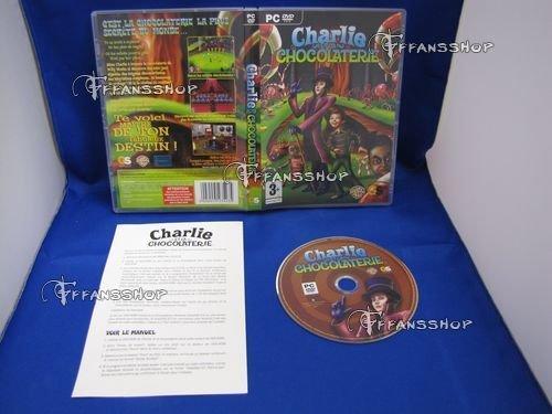 Charlie Et La Chocolaterie [video game]