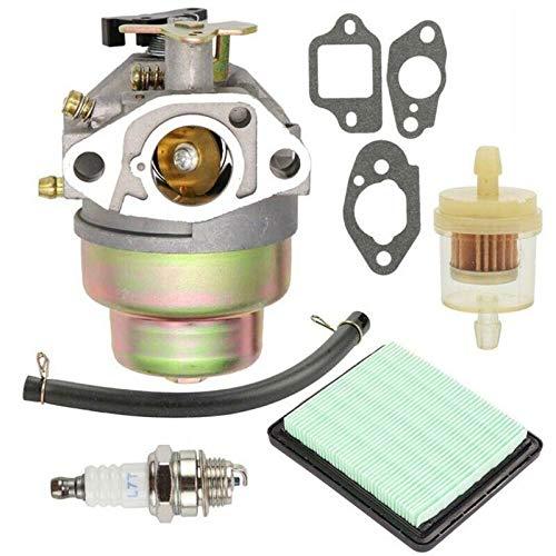 QIUXIANG Kit de jardín carburador for Honda GCV135 GCV160 GC135 GC160 HRB216 HRT216 16100-Z0L-023