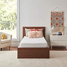 Sealy - Memory Foam Bed in a Box - 8 Inch, Medium Feel, Twin Size, CopperChill Technology, CertiPur-US Certified