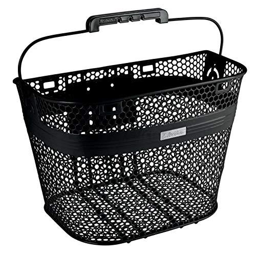 Electra Bicycle Electra Fahrradkorb Linear QR Mesh Basket, schwarz, 5409