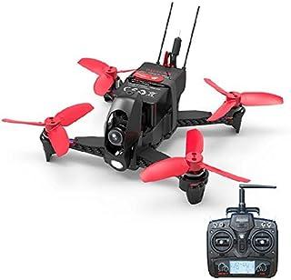 【技適・電波法認証済/プロポ説明書付】 室内 FPV ドローン ORI RC WALKERA Rodeo 110 ワルケラ 純正 カメラ 充電器 付き Devo7 セット mode2 RTF (rodeo110-m2-fba) レース レーシング