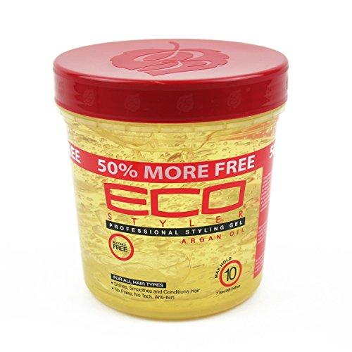 Eco Styler Gel coiffant à l'huile d'argan 710 ml.
