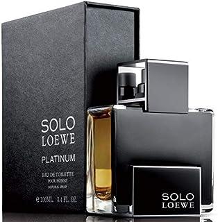 Solo Loewe Platinum Pour Homme 100ml - Eau de Toilette,for Men
