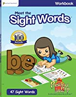 Meet the Sight Words Workbook 1935610414 Book Cover