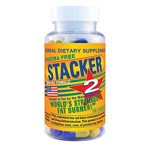Stacker 2 Stacker 2 Suplemento Standard - 100 Cápsulas