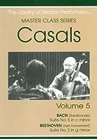 Casals Master Class Series Vol. 5 (DVD-R)