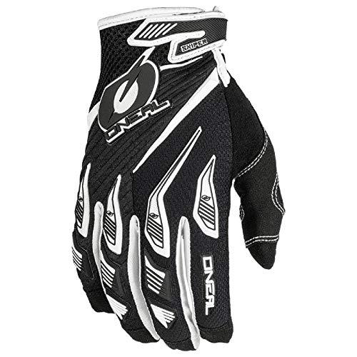 O'NEAL Sniper Elite MX DH FR Handschuhe schwarz/gelb 2019 Oneal: Größe: XXL (11)