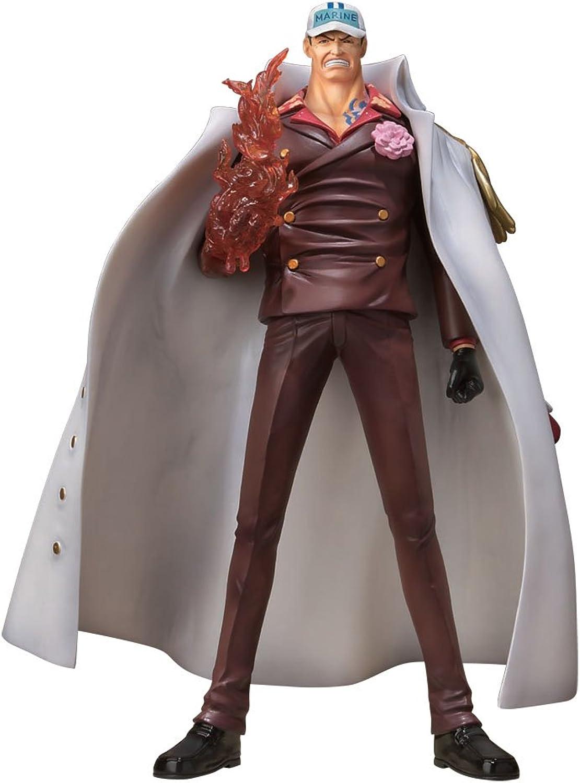 One Piece Figuarts Zero Figur   Statue  Admiral Akainu   reder Hund (Sakazuki) 20 cm
