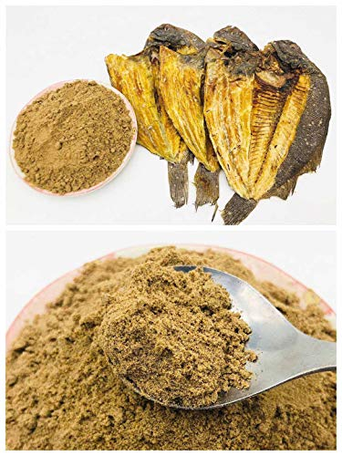 Dried Premium Flatfish Halibut Flounder Seasoning Powder...
