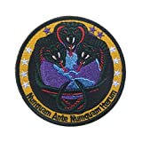OYSTERBOY PSYOPS Mission Nunquam Ante Numquam Iterum Tactical Patch Hook & Loop