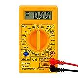Multímetro DT-830B para instrumentos eléctricos, ohmiómetro, voltímetro, pantalla LCD,...