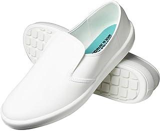 弘進ゴム 布靴(厨房靴) シェフメイト α-3000 白 28.0cm E0634AA