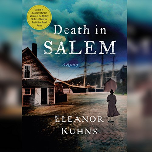 Death in Salem audiobook cover art