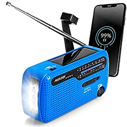NOAA Weather emergency radio