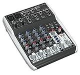 Behringer QX602MP3 - Mesa de mezclas, MP3 Player
