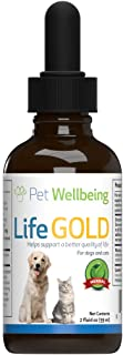 gold liquid for dogs