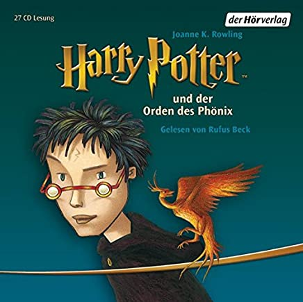 Harry Potter und der Orden des Phonix (Harry Potter, #5)