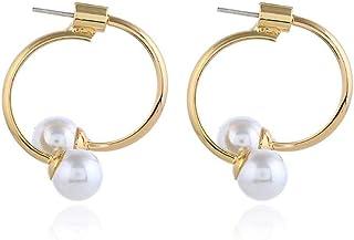 Erin Earring Orecchini da Sposa 1 Paio di Eleganti Signore E Signore Eleganti Orecchini di Perle di Simulazione Gioielli G...