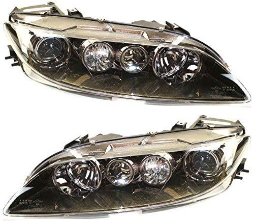 06 mazda6 headlight assembly - 2