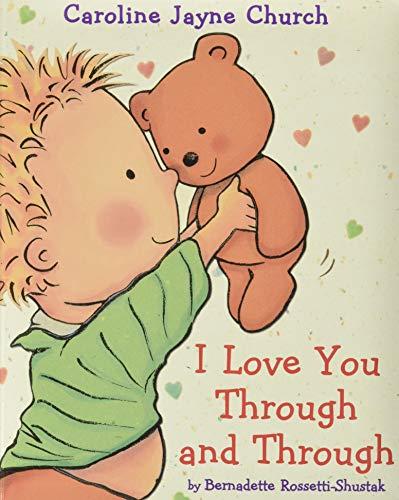 I Love You Through And Through (Caroline Jayne Church)の詳細を見る