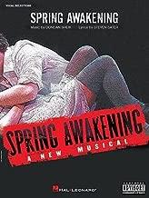 [(Duncan Sheik: Spring Awakening (Vocal Selections) )] [Author: Duncan Sheik] [Feb-2008]