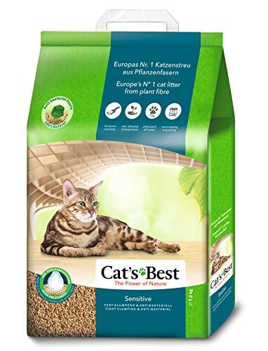 Cat's Best Sensitive - 20 l