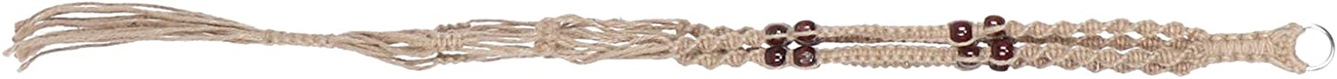 Emoshayoga Easy excellence Large special price To Hanging Flexible Retro‑Style Rope Planters